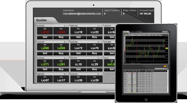 Il trading online con GTCM, un mercato in espansione