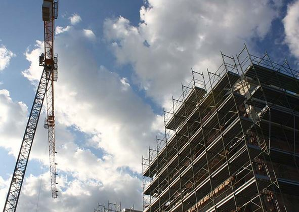 Costruzioni settembre 2016: Istat rileva una marcata flessione del 3,9%