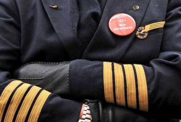 Sciopero aerei oggi 23 novembre 2016 stop dei piloti: Lufthansa cancella quasi 900 voli