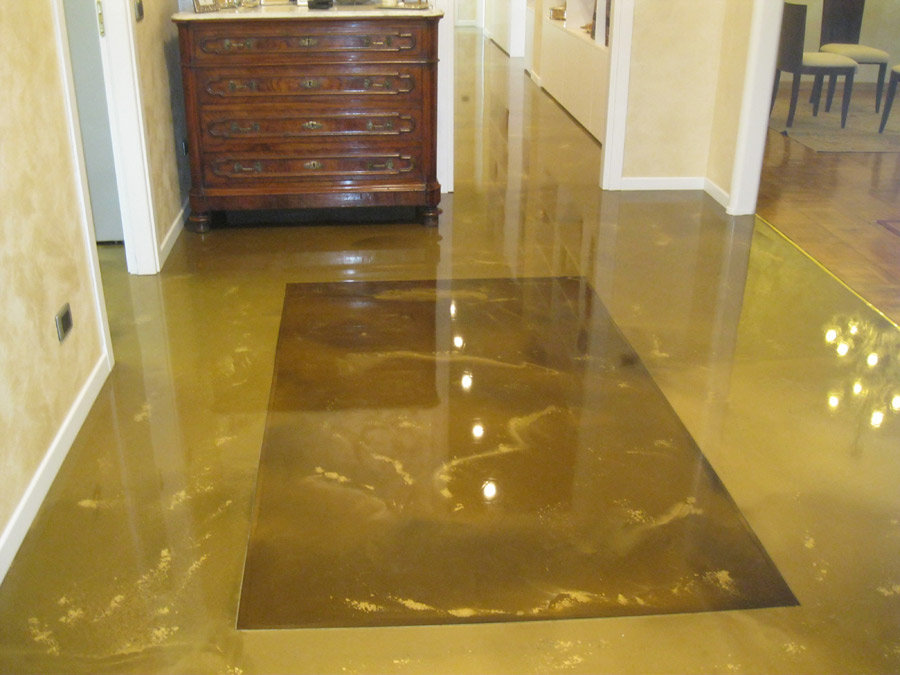 Pavimento in resina come si posa attivamente news - Doccia a pavimento costi ...